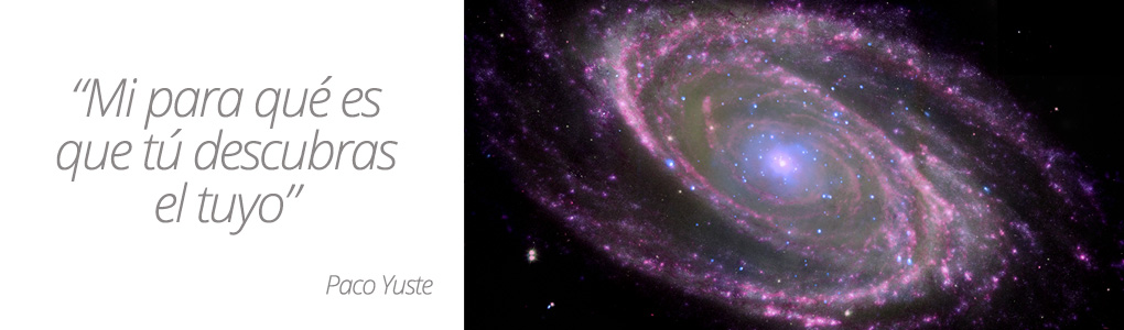 Universo – Frase