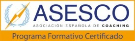 Logo ASESCO - cursos coaching